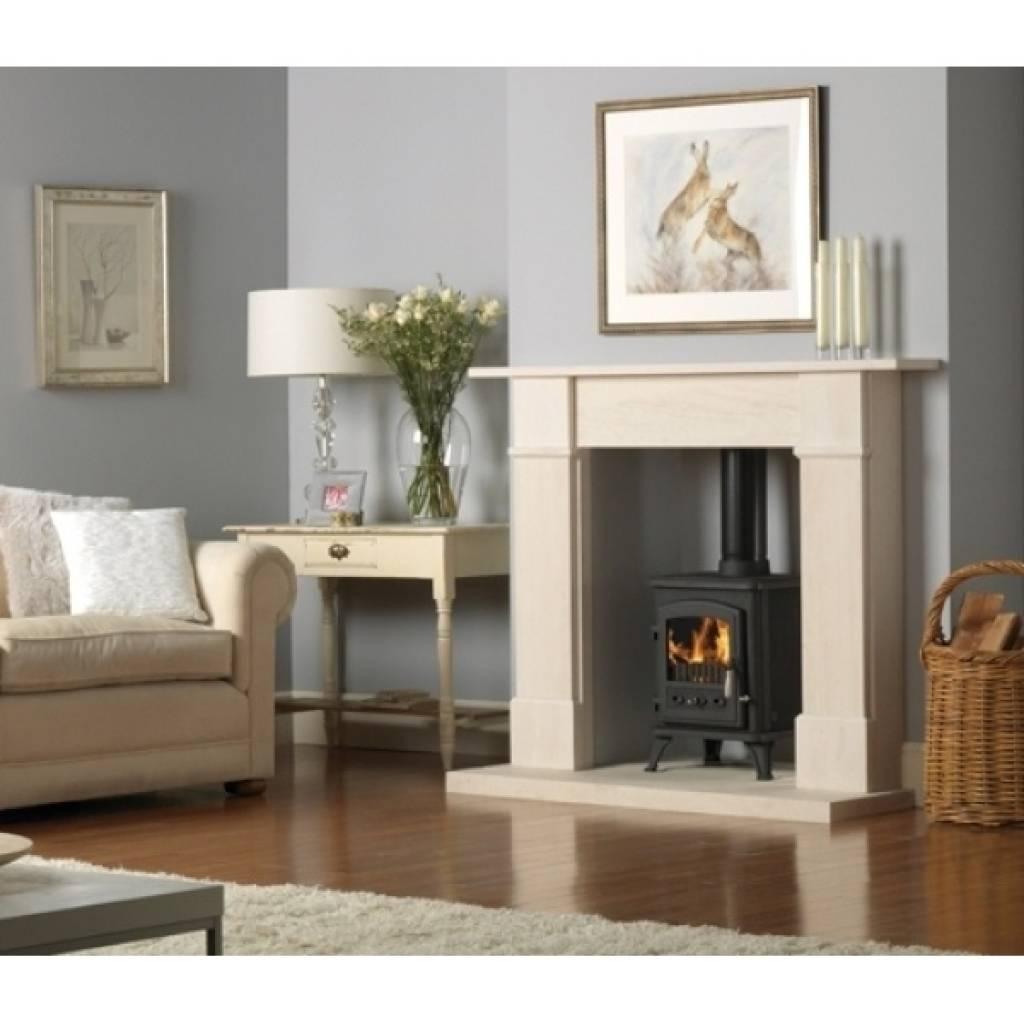 Living Room Best Log Burner Ideas