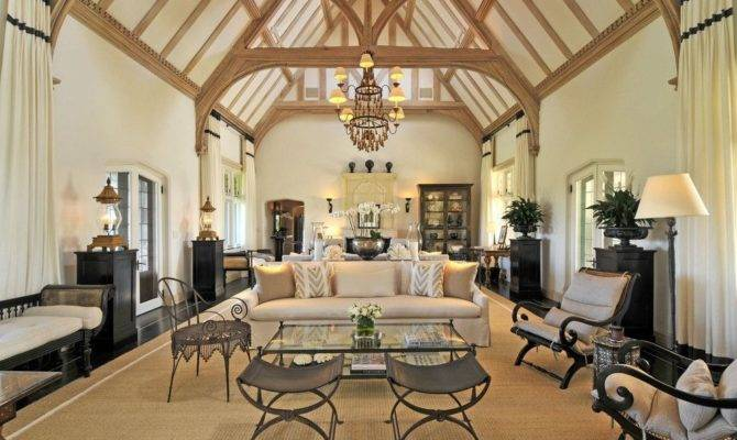 Living Room Cathedral Ceiling Lighting Home