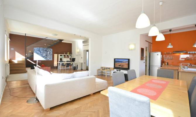 Ljubljana Apartments Rent Three Bedroom Duplex Apartment