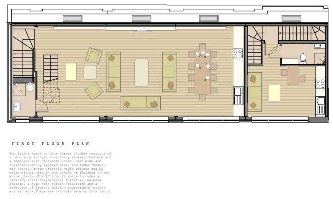 Loft Apartment Vine Street Studios
