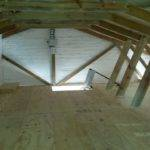 Loft Conversion Above Garage Durbanville Ladder