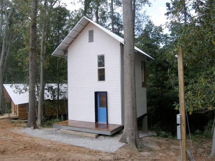 Loft House Small Home Built Auburn Alabama