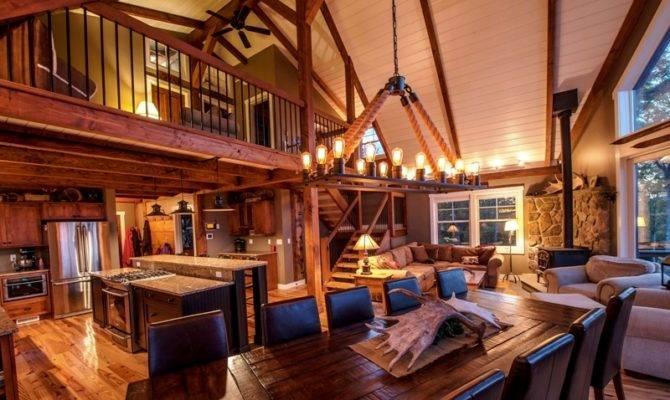 Loft Open Concept First Level