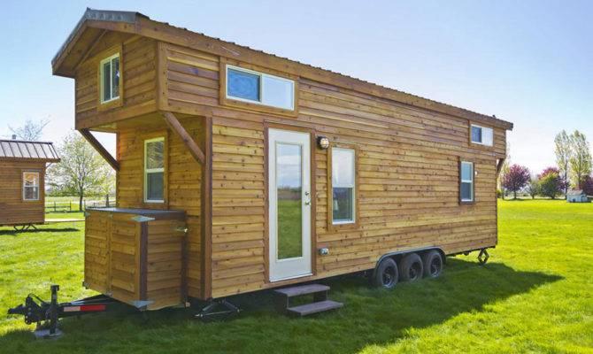 Loft Provides Generous Square Foot Layout Tiny House