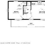 Lofted Barn Cabin Floor Plans Dan
