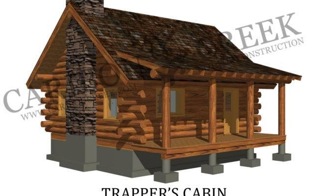 Log Cabin Floor Plans Historic Homemade