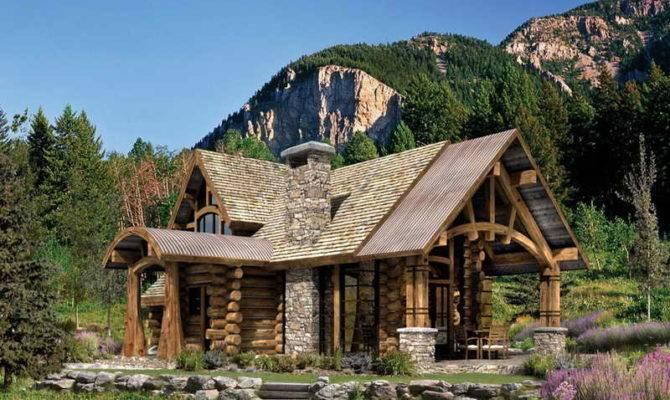 Log Cabin Floor Plans Project Homes Sale