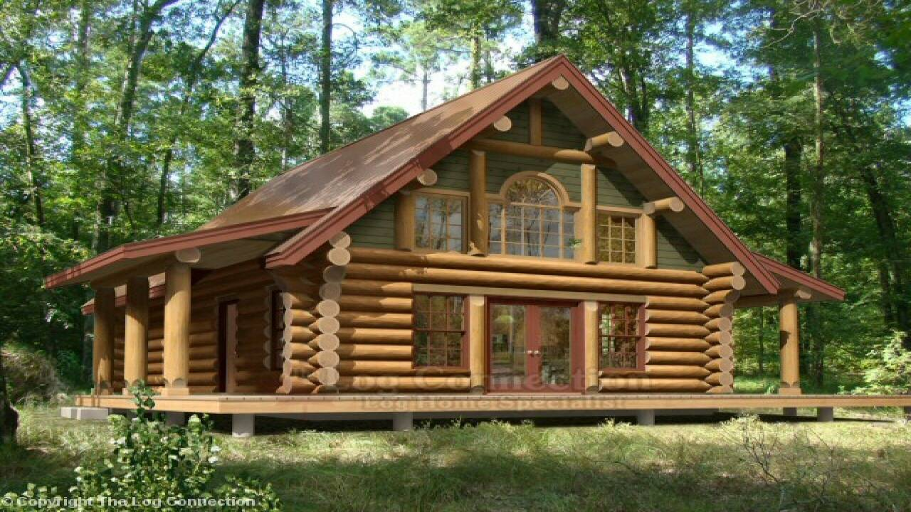 Log Cabin Home Plans Prices Tiny Romantic Cottage