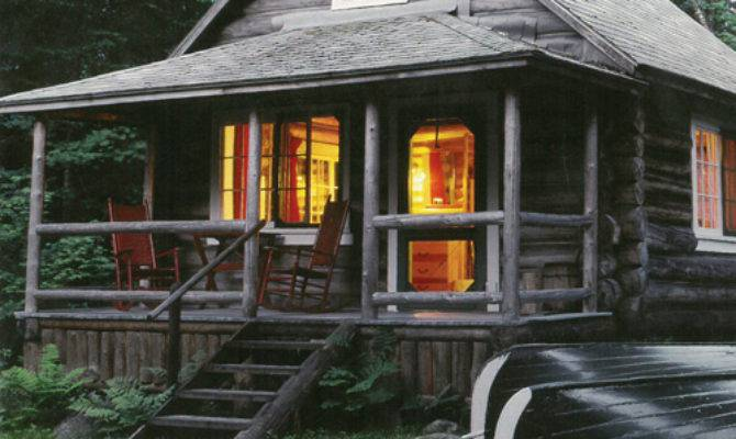 Log Cabin Homes House Living Designs Ideas