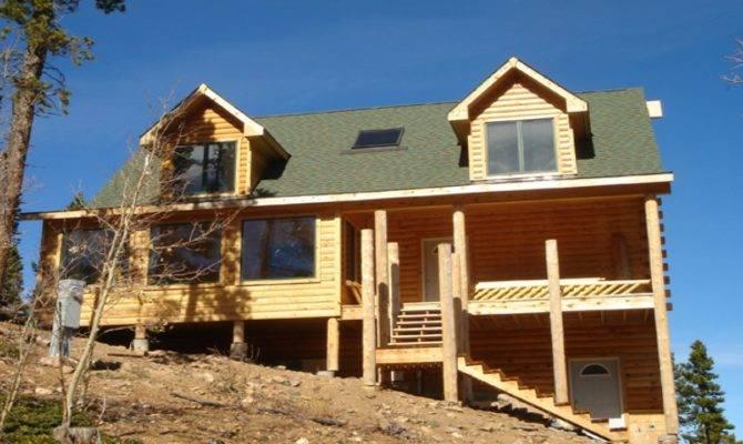 Log Cabin Homes Modern Contemporary Home