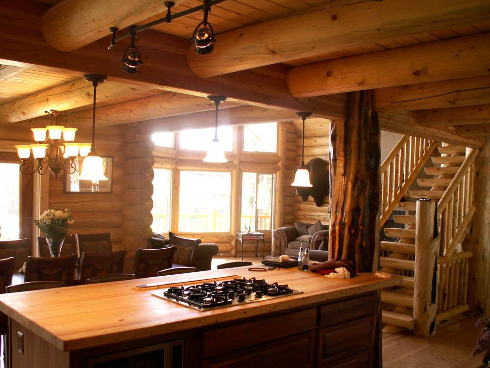 Log Cabin Kit House Design Interior Exterior