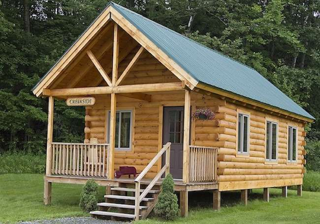 Log Cabin Kits Can Buy Build Bob Vila