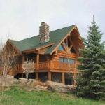 Log Cabin Style Homes Quotes