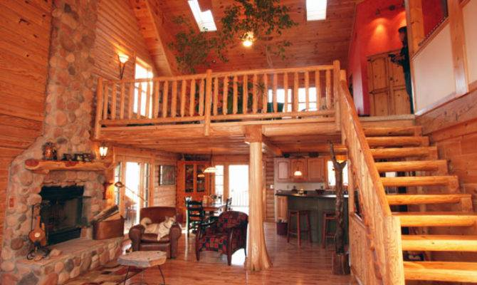 Log Floor Plans House More