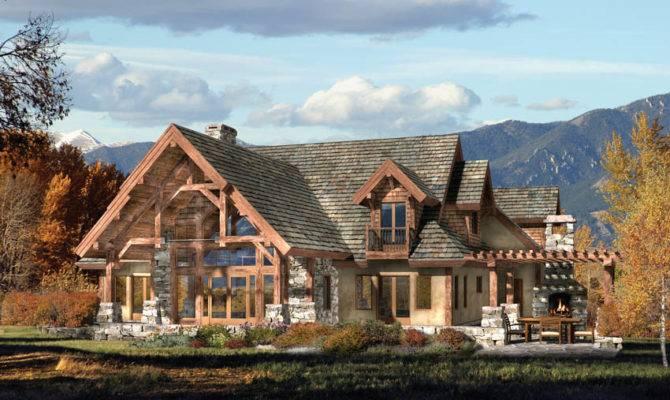 Log Home Floor Plan Blogaward Winning Plans
