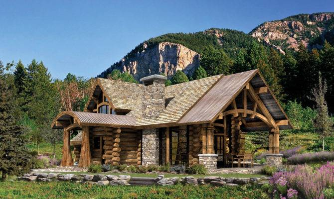 Log Home Floor Plan Blogcollection Plans