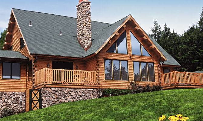 Log Homes Cabins Home Plans Custom Cedar Bestofhouse