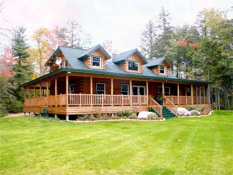 Log Homes Plans Designs Homesfeed