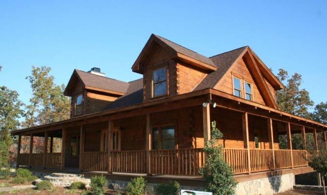 Log Homes Wrap Around Porch Lblresales Default Asp