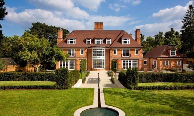 London Cut Price Mansions Series Super Prime Houses