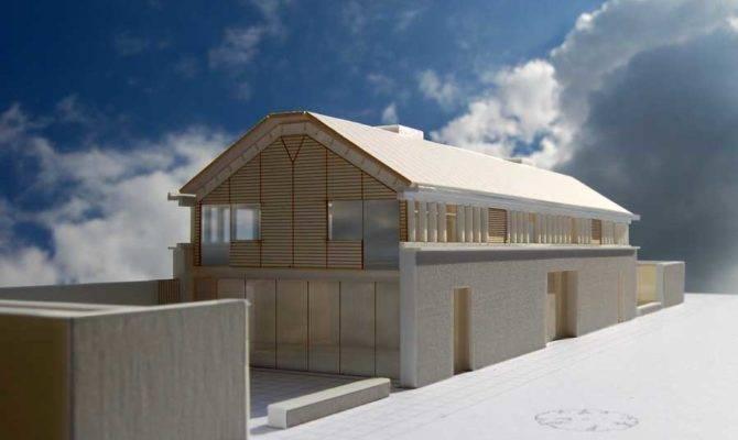 Long House Cockthorpe Norfolk Property Hopkins Architects Home