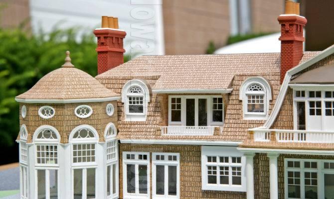 Long Island Prop Howard Architectural Models Model
