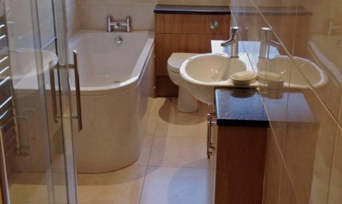 Long Narrow Bathroom Design Earley Tile Place