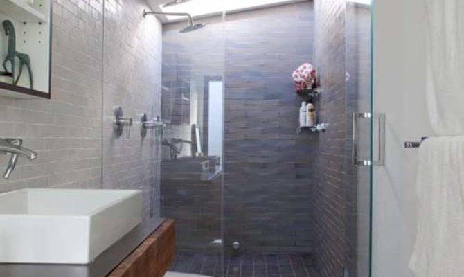 Long Narrow Bathroom Design Ideas Home