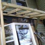 Long Pond Endeavor Company Bay Window New Shed Roof
