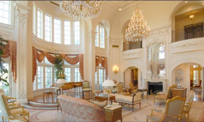 Look Grand Great Rooms Homes Rich