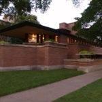 Look Robie House Frank Lloyd Wright Design Lines Ltd