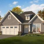 Loraine Craftsman Ranch Home Plan House Plans