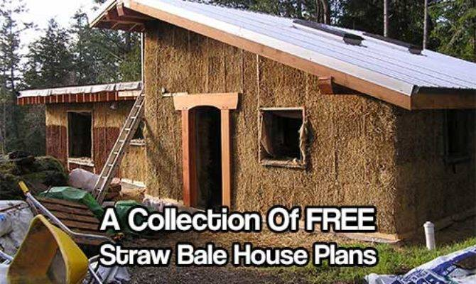 Lots Straw Bale House Plans Shtf Prepping Central