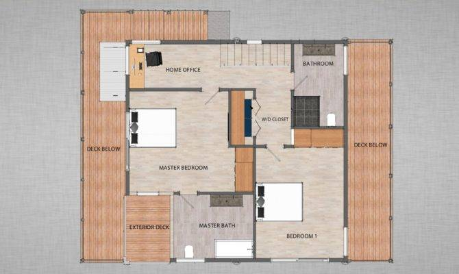 Love Shack Plans Floor
