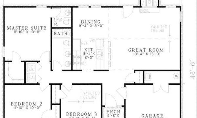 Lovely Simple Ranch Style House Plans New Home Design
