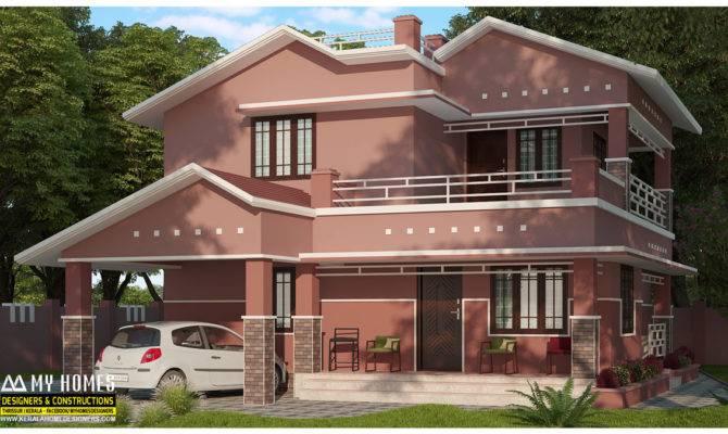 Low Budget Kerala Home Designers Constructions Company