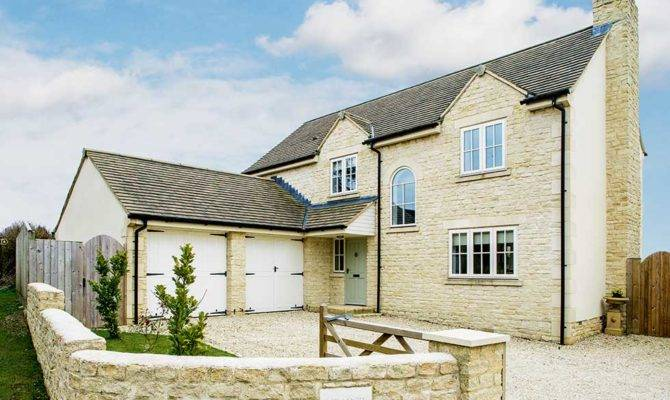 Low Cost Cotswold Stone Home Homebuilding Renovating