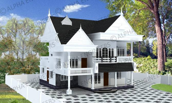 Low Cost House Plans Kerala Model Home