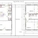 Lssm Dog Trot Plan Lonestar Builders