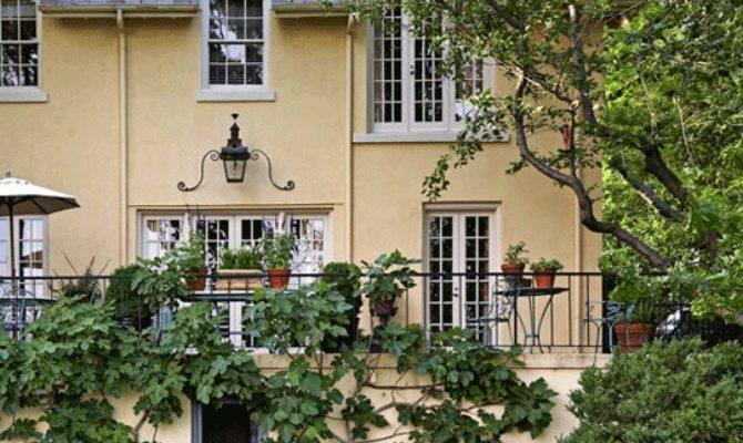 Lunch Latte Garden Design French Inspired