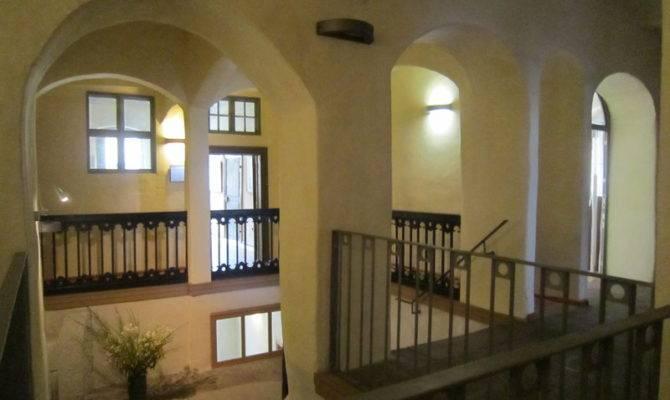 Lutherstadt Wittenberg Upstairs Balcony Chranach House