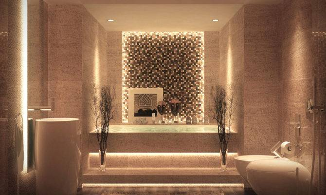 Luxurious Bathrooms Stunning Design Details