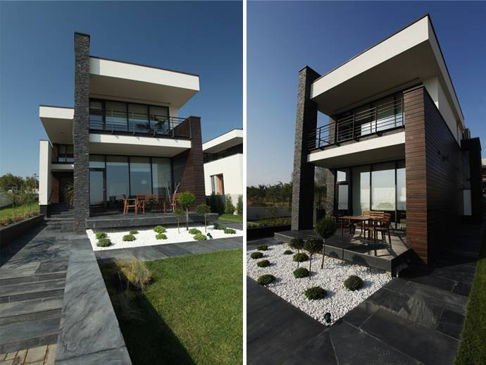 Luxurious Contemporary Houses Romania Europe Designrulz