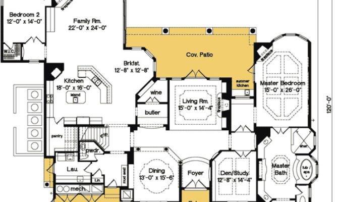 Luxurious Master Bedroom Suite Floor