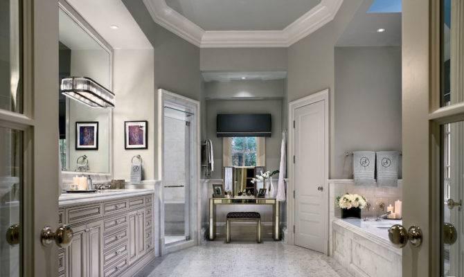 Luxury Bathrooms Celebrity Homes Should
