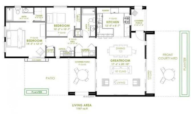 Luxury Bedroom Contemporary House Plans New Home