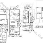 Luxury Brownstone Floor Plans Ebrownstone Townhouse