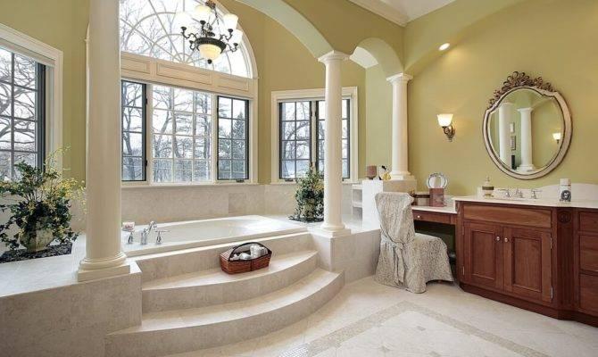 Luxury Custom Bathrooms Designs Ideas