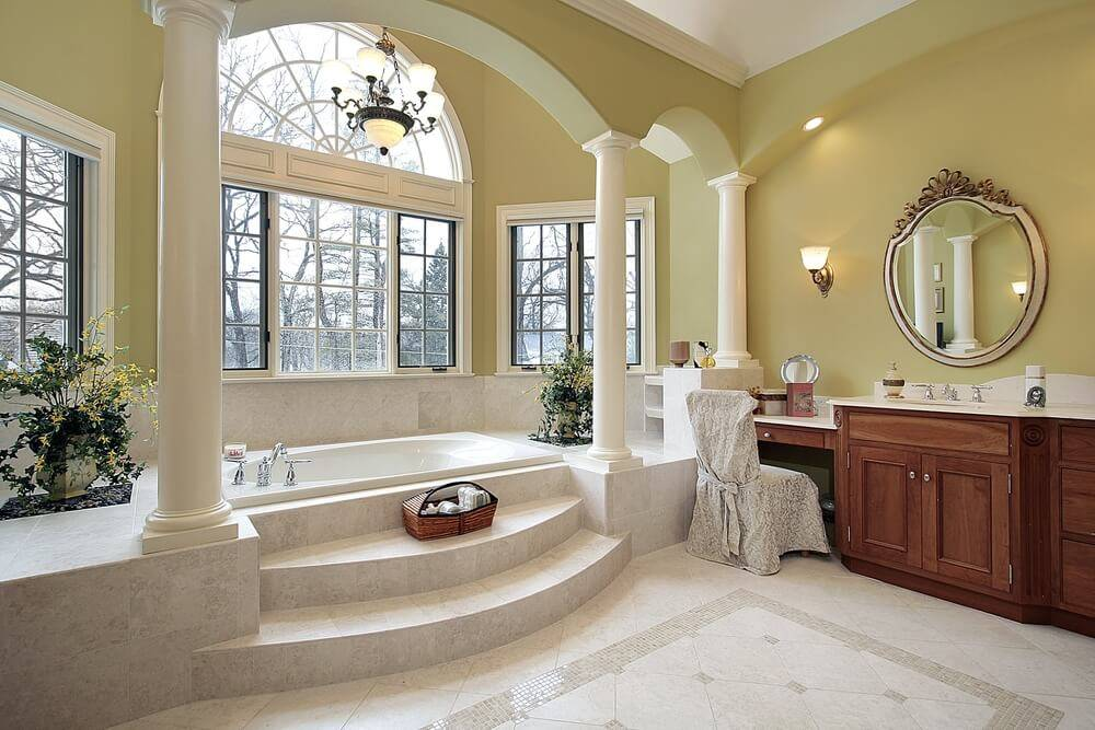 Luxury Custom Bathrooms Designs Ideas