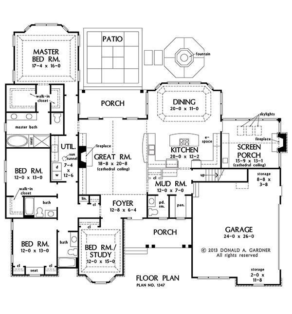 Luxury Don Gardiner House Plans Nauticacostadorada